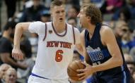 Kristapu Porziņģi neiebalso NBA Zvaigžņu spēles pamatsastāvā