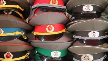"""28. aprīlis. Tiesā terorisma kustības """"Sarkanās Armijas frakcija"""" dibinātājus"""