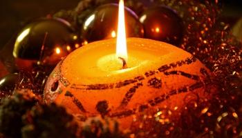 Arhibīskapa Jāņa Vanaga apsveikums Ziemassvētkos