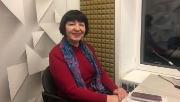 Dzejniece Liāna Langa februārī svin jubileju. Pārdomas par valodu un literatūru