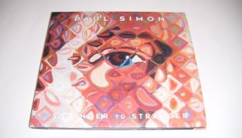 """Pola Saimona albums """"Stranger to Stranger"""" (2016)"""