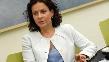 Monopola viešņa sociālantropoloģe Agnese Cimdiņa