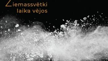 """Ziemassvētku kantātes Ņujorkas latviešu kora albumā """"Ziemassvētki laika vējos"""""""