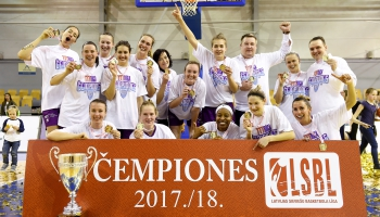 Zelta meitenes - TTT basketbolistes savulaik labākās Eiropā
