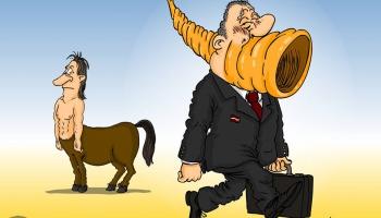 Карикатура как зеркало предвыборной поры и латвийский топ женщин-лидеров
