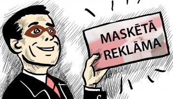 Tīri fakti. Olga Procevska par maskētas reklāmas atpazīšanu medijos