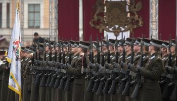 Orientēšanās mācībās ap 200 karavīru iepazīs Rīgu
