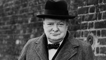 30 ноября.  Уинстон Черчилль