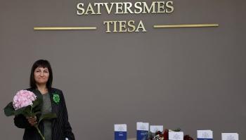 Sanita Osipova skaidro Satversmes tiesas lēmumus saistībā ar novadu reformu