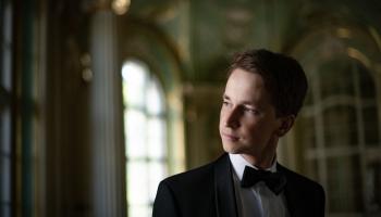 Pianists Daumants Liepiņš Haidna, Lista un Ščedrina mūzikā