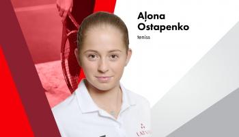 Olimpieša vizītkarte: Aļona Ostapenko