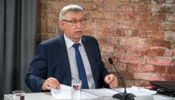 Наш гость - генеральный прокурор Латвии