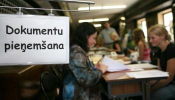 Sākusies pieteikšanās studijām Latvijas augstskolās