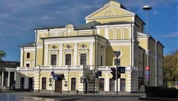 Латвія працягвае адкрываць для сябе беларускія тэатры