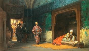 20. jūlijs. Turku sultāns Bajazets I krita mongoļu-tjurku vadoņa Timura gūstā