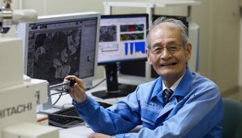 Viņa izgudrojums mainīja pasauli. Akira Jošino un litija jonu baterija