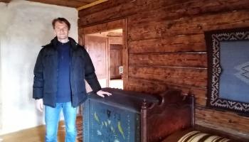 """Viesojamies Latvijas Etnogrāfiskā brīvdabas muzeja lauku ekspozīcijā """"Vēveri"""""""