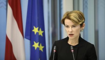 Наш гость - новый министр внутренних дел Мария Голубева