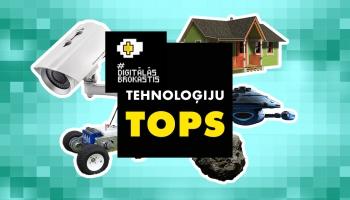 Tehnoloģiju ziņu topā: Tesla alus, rotējoša māja un robot-drons Leo