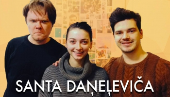 Santa Daņeļeviča noslēdz Piecu rītu Supernovas finālistu parādi