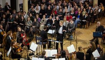 J. Vītola 6. starptautiskā kordiriģentu konkursa fināls un noslēguma koncerts
