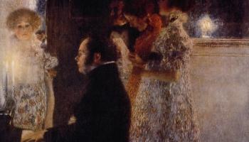 """Franča Šūberta simfonija siminorā (""""Nepabeigtā""""). Obojas un čella stāsts"""