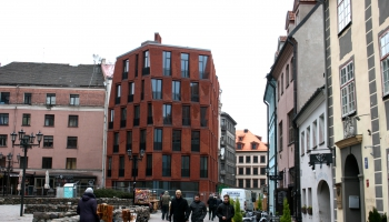 Эксперты: Рижские новостройки вписываются в облик столицы