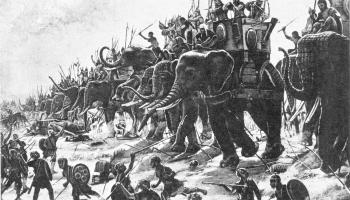 19. oktobris. Kauja pie Zamas Ziemeļāfrikā Kartāgā izšķīra visu tālāko vēstures gaitu
