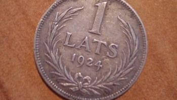 1922. gadā par Latvijas valūtu kļuva lats un tika dibināta Latvijas Banka