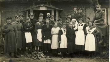 Sieviešu loma Latvijas neatkarības izcīnīšanā