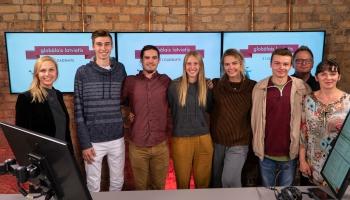 Prakse iestādēs Latvijā - iespēja ASV jauniešiem saglabāt saikni ar latvietību