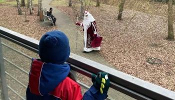 Рождество-2020 или Бесконтактная встреча с Дедом Морозом