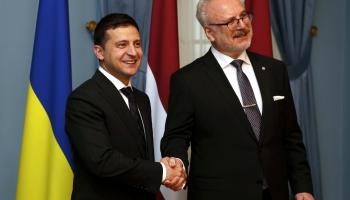 Зеленский в Риге: Призываю инвестировать в новую Украину, которую мы строим вместе!