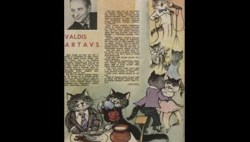 Valdis Artavs (1928)