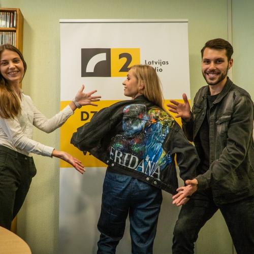 """Grupa """"Eridana""""  laiž klajā   singlu """"Divas pasaules"""" no gaidāmā mini albuma"""