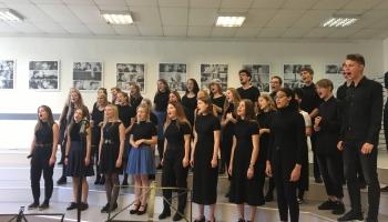 Starptautiskajā mūzikas dienā - kopā ar Rīgas Doma kora skolu