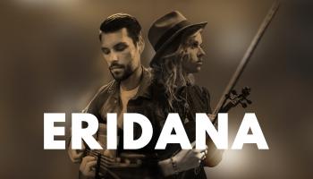 Iveta Baumane un Roberts Pētersons ar jaunu dziesmu piesaka sevi kā ERIDANA
