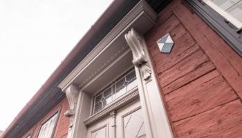Liepājā atjaunota Hoijeres kundzes viesnīca: vai šāda 17. gadsimta ēka pilsētā ir retums