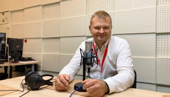 JVLMA un Ādažos - X Starptautiskais Rīgas Brass simpozijs. Studijā - Jānis Retenais
