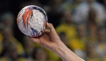 Latvijas handbola izlase vakar aizvadīja pirmo kopīgo treniņu