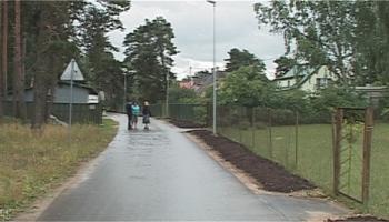 Gaujas ciemā divas jaunas ielas