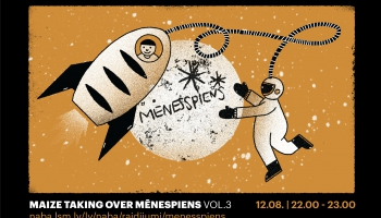 Maize taking ove Mēnespiens Vol. 3