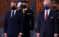 Karš Kalnu Karabahā. Francijas prezidenta vizīte Baltijā. ASV prezidenta vēlēšanas