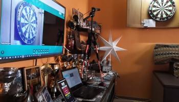Дартс: интернет не заменит живые сборы и битвы за кубки
