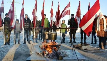 Barikāžu atceres sarīkojumi, Pasaules sniega diena un citas aktivitātes nedēļas nogalē