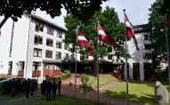 Lustīgi svinējām Minsterē un kustīgi sportojām Bergenā