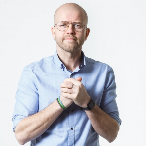 Veselīgu projektu autors Kaspars Vendelis: Esmu piedzimis optimists