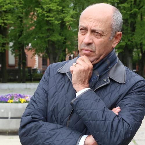 Cilvēks ziņu virsrakstos: Rīgas mērs Oļegs Burovs