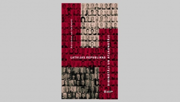 Iznākusi grāmata par Latvijas valstiskuma tapšanu un atdzimšanu