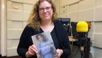 Mērijas Grīnbergas atmiņas un dienasgrāmatas